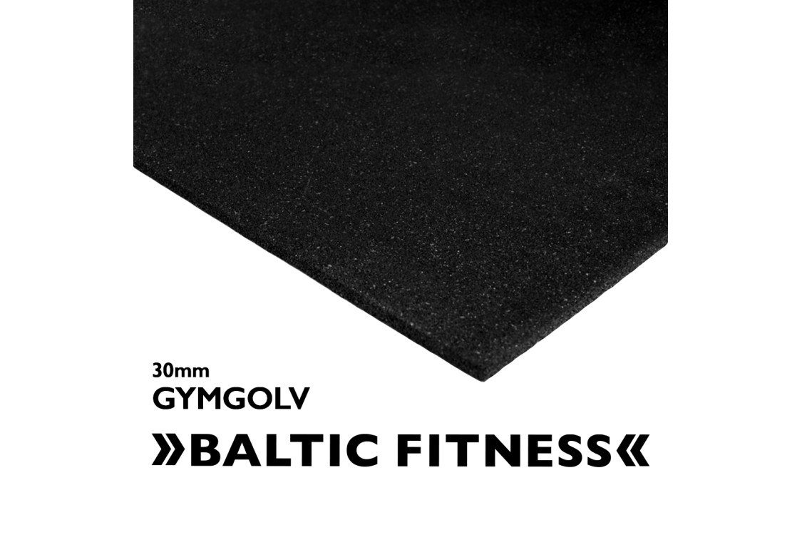 Gym floor - 30 mm