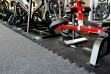 Puzzletile for gym 18 mm - 50 sqm
